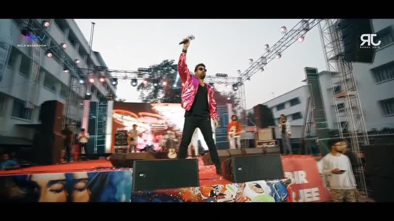 Rahul Jain ¦ Bepannah 2.0 ¦ Rock Version ¦ Jennifer Winget ¦ Harshad Chopda[1]