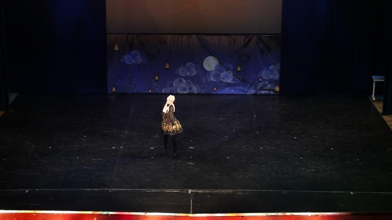 Classic Lolita — Ivolga — Воскресенск - Oni no Yoru 2019