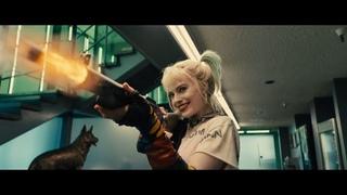 Birds of Prey - Harley Quinn vs Cops Prisoners- Police Station Fight Scene (1080p)
