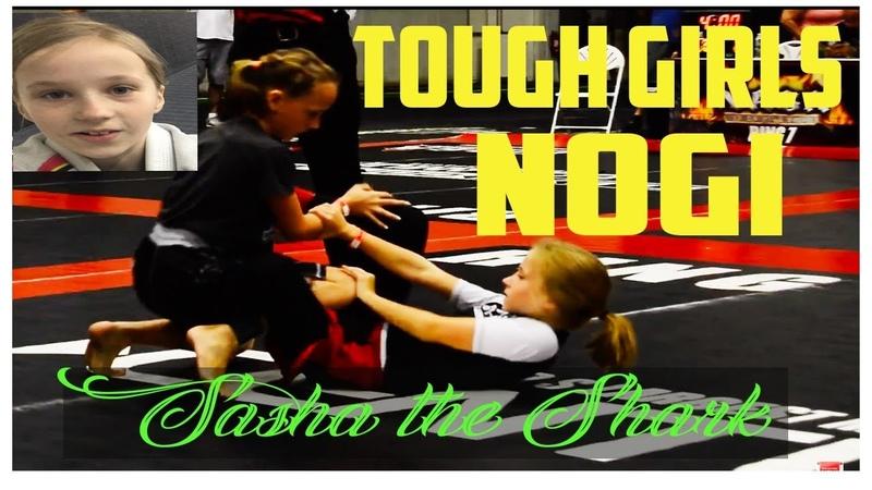 Kids NOGI Jiu Jitsu Girls NOGI BJJ NAGA