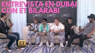 CNCO || Entrevista en Dubai con ET bilarabi (SUB ESP)