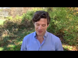 James Norton about working with Agnieszka Holland