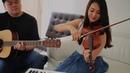 Masih Ada Dia Meda Kawu Violin Cover by Kezia Amelia