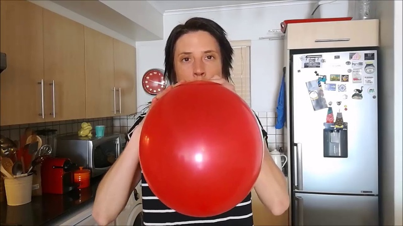 Testing the limits of a balloon before it pops can be scary