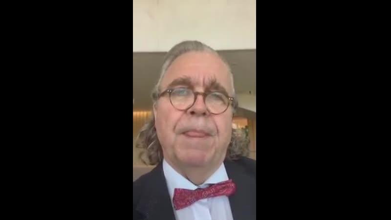 Dr. Heinrich Fichtner parteiloser MdL BW - Aufruf zum Erhalt der parlamentarischen Demokratie