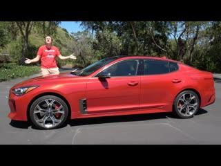 Я купил Kia Stinger GT! (И вот почему)