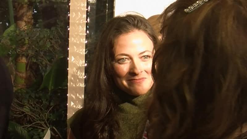 Lara Pulver- BRITISH ACADEMY OF FILM AND TELEVISION ARTS -January 9, 2016