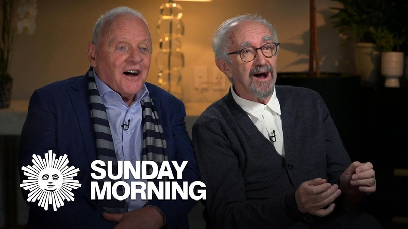 Anthony Hopkins and Jonathan Pryce on The Two Popes