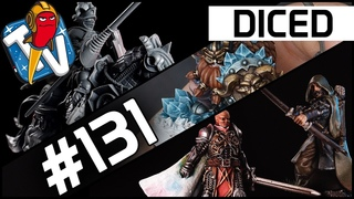 DICED - Die Tabletopshow auf Rocket Beans TV #131 | Game of Thrones | Conquest | DICED