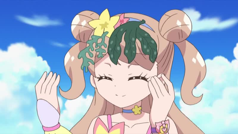 Промо-видео «Kiratto Pri☆Сhan» 02×21 (72) — «Специальная подготовка на море! Удачи, Сузу!»