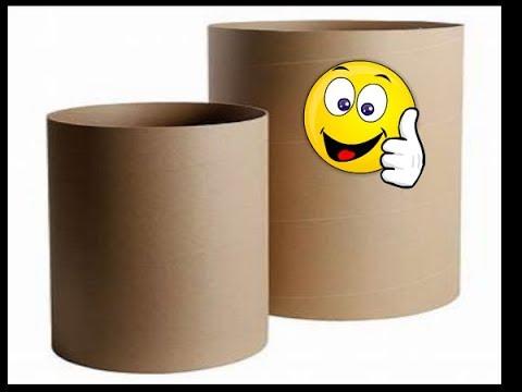 Solo 2 rollitos de papel sanitario y haces ésta belleza Los Hobbies de Yola