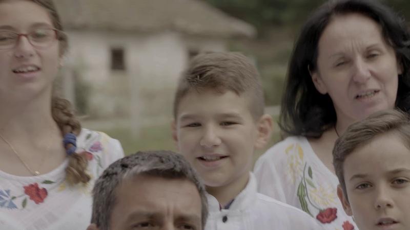 ДЕЦА НЕБА – ХОР МАНАСТИРА БОГОРОДИЦЕ ТРОЈЕРУЧИЦЕ, Deca Neba, Serbian orthodox song