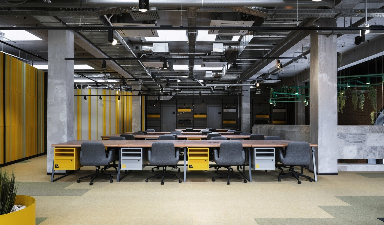 WORKKI coworking space by DA bureau || 02