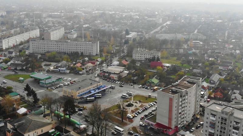 Аерозйомка 2. Новоград-Волинський
