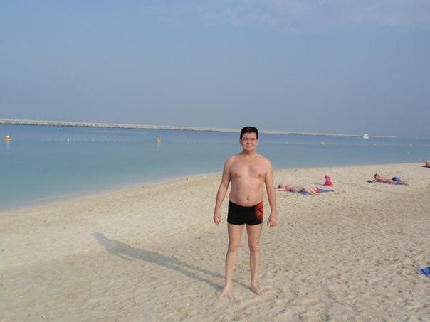 Ильдар Каримов: Дубайский городской пляж