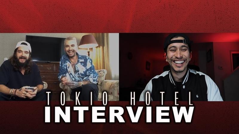 """Tokio Hotel Interview Bill Tom Kaulitz on 15 Yrs of Monsun """" Monsoon 2020"""" New Album"""