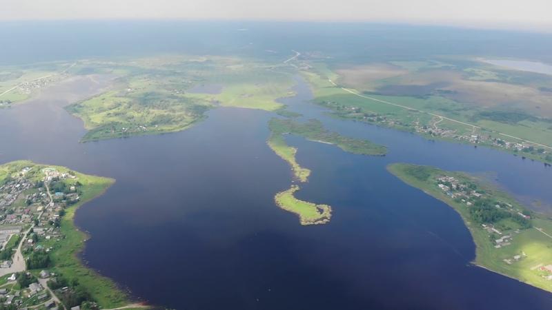 Моша озеро