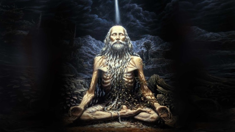 Meditation - Aum mantra - 432Hz Wave