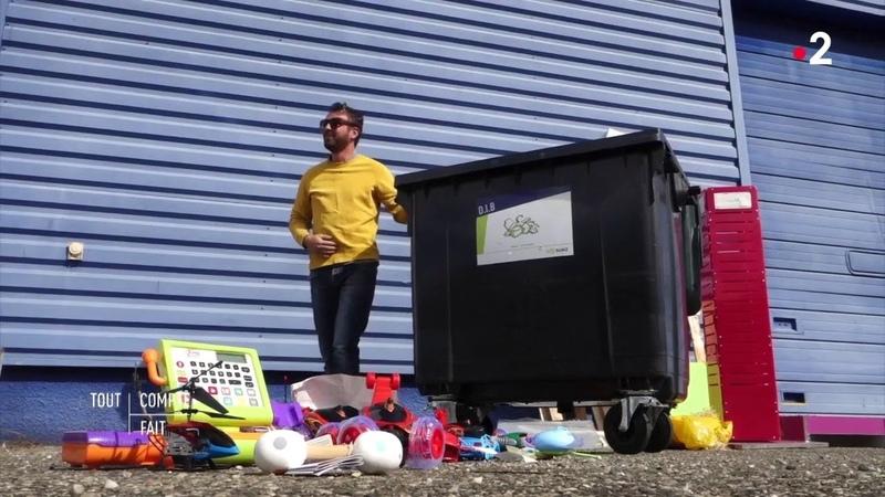 Le scandale des produits neufs jetés à la poubelle Tout compte fait