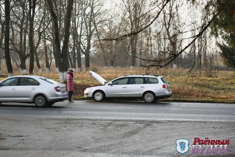 Есть ли взаимовыручка на пружанских дорогах? Мы провели эксперимент и знаем ответ
