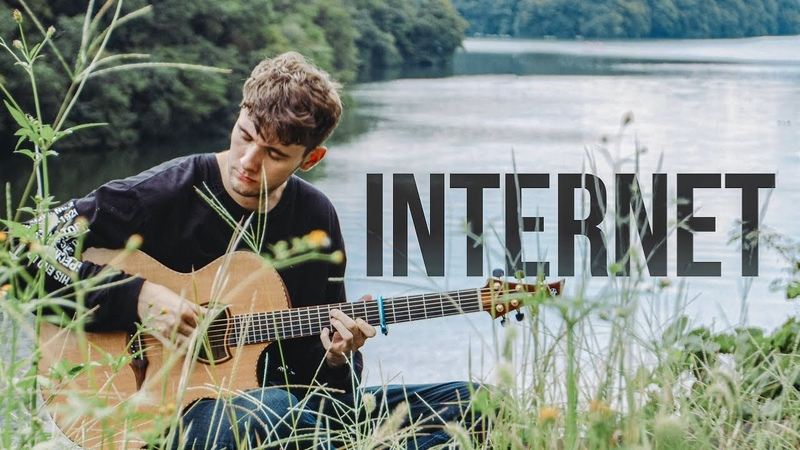 Internet - Post Malone - Fingerstyle Guitar Cover