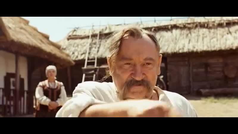 Гоголь Отрывок из фильма Тарас Бульба