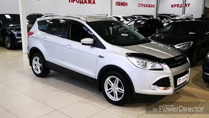 Форд Куга 2015 ПаркАвто Липецк