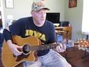 WIndy Warm played by Ed Harp w Gibson CL-35 bonus tutorial