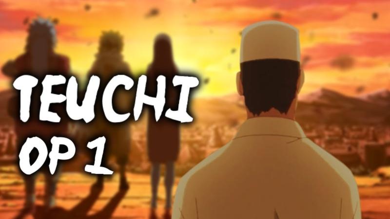 Ramen Guy Anime Opening | Naruto Shippuden