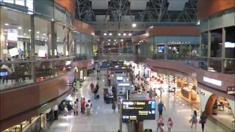 Inside Istanbul Sabiha Gokcen International Airport SAW Turkey смотреть онлайн без регистрации