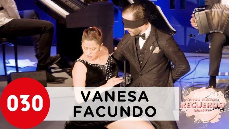 Vanesa Villalba and Facundo Pinero Gallo ciego Warsaw 2019 VanesayFacundo