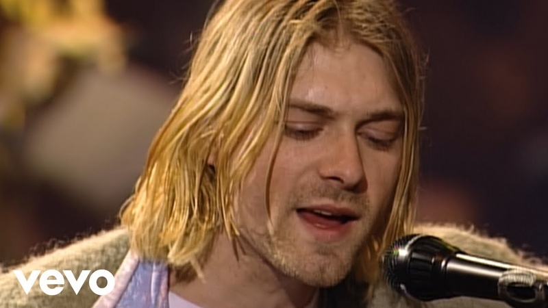 Nirvana - About A Girl (Live On MTV Unplugged, 1993 Unedited)