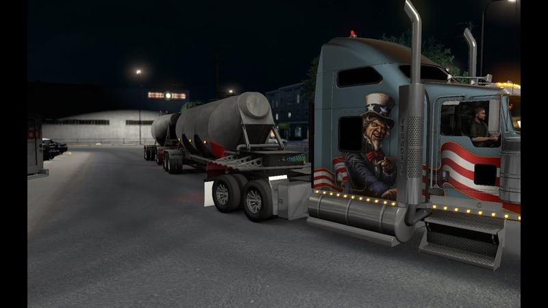 ATS 1 36 Ownable SCS Dry Bulk Trailers v 1 5