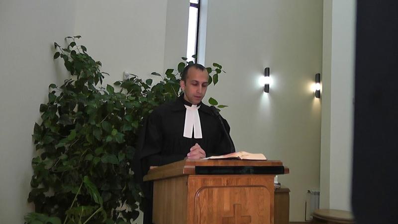 Pharisäer und Zöllner beten