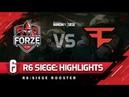 P4sh4 THE GREAT хайлайты forZe R6 Siege против FaZe Clan Six Major