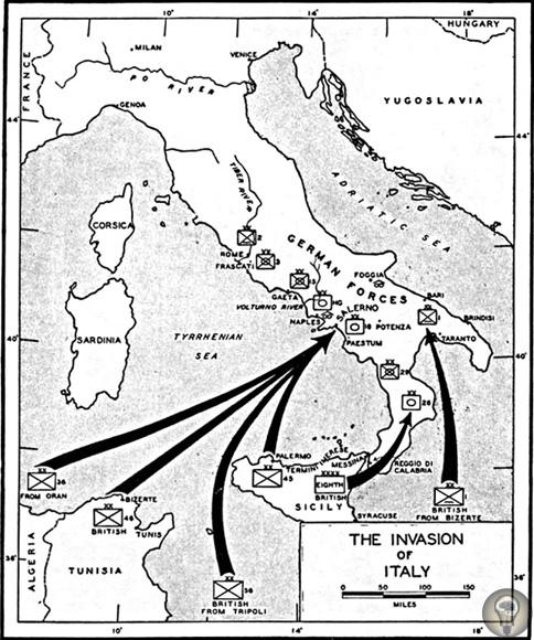 13 ОКТЯБРЯ 1943 ГОДА КОРОЛЕВСКОЕ ПРАВИТЕЛЬСТВО ИТАЛИИ ОБЪЯВИЛО ВОЙНУ ГЕРМАНИИ и СТРАНАМ ОСИ Итальянская армия воевала против немецких войск в 19431945 годах на стороне антигитлеровской коалиции