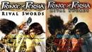 Prince of Persia 3 Rival Swords PSP PPSSPP HD Прохождение 7 Promenade Royal Workshop Twins