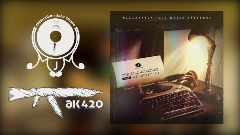 AK420 - Steady Elevating   Sidenote - The Jazz Jousters dig 1969   OUT NOW ON CASSETTE DIGITAL