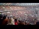 публика перед концертом METALLICA сама себя развлекае волной в Москве в Лужниках 21.07 (3)