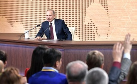 Владимир Путин: 31 декабря можно сделать выходным днем, но не в этом году