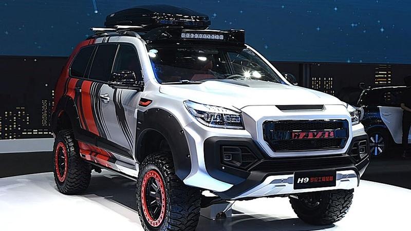 2020 Haval H9 - Premium BIG SUV - Exterior and Interior