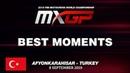 MXGP Best Moments MXGP of Turkey 2019