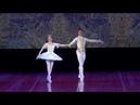 Адажио из балета Спящая красавица. Анна Никулина Якопо Тисси.