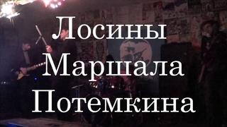 Лосины Маршала Потемкина Live @ Плавучий док
