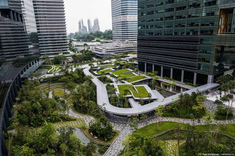Штаб-квартира GOOGLE в Сингапуре
