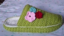 🦄🌈PANTUFLAS Crocs TEJIDAS a crochet 🐾❤️