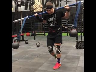 Разминка для мышц стабилизаторов 😄