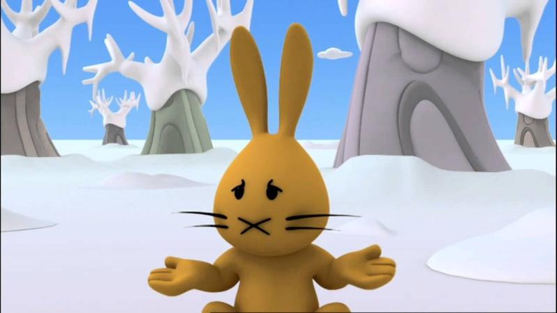 Musti 3D El hombre de nieve