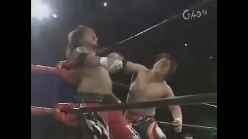 2006.01.08 - Triple Crown: Satoshi Kojima (c) vs. TARU