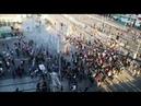 Disturbios en Santiago de Chile por subida en las tarifas del Metro